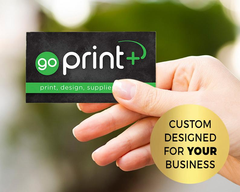 Custom Designed Premium Business Cards For Your Business image 0