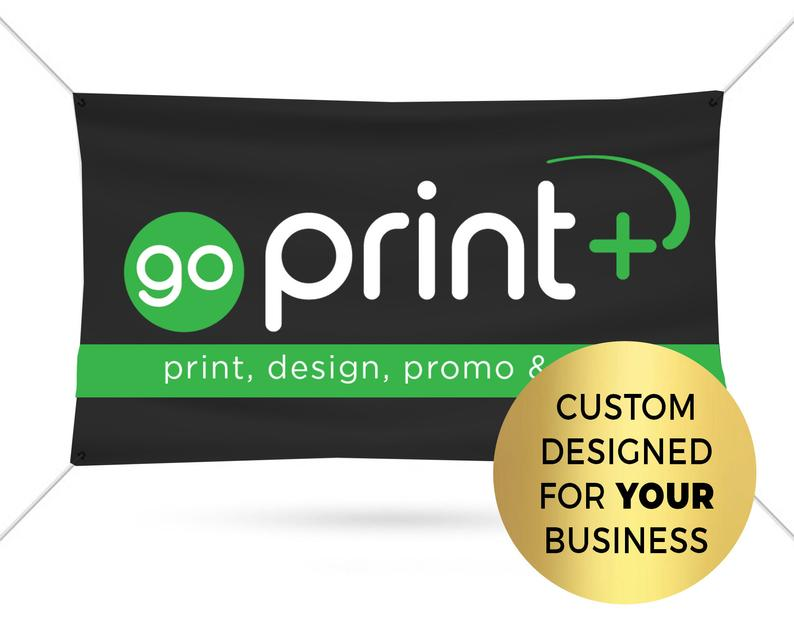 Custom Vinyl Banners with Grommets for Businesses Multiple image 0